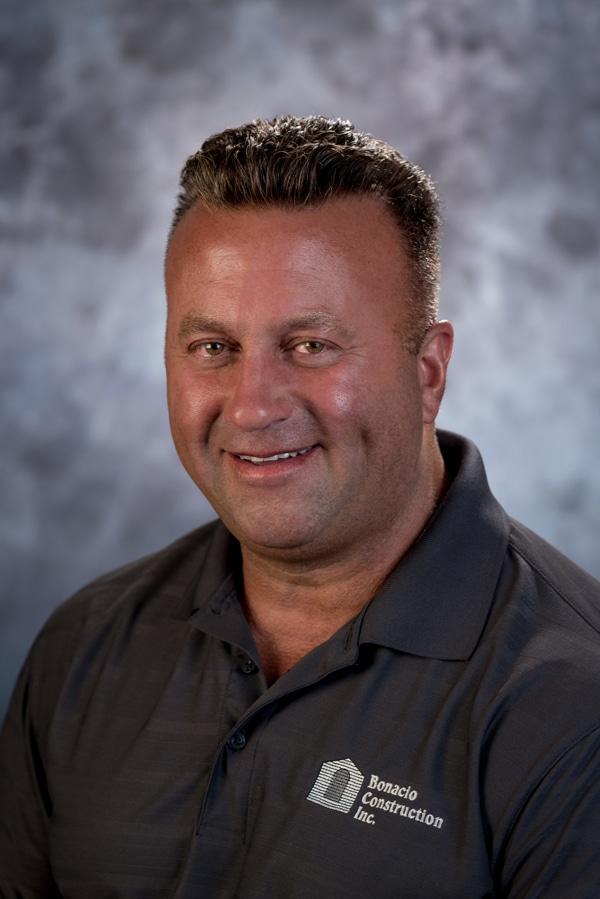 Headshot of Dave Trojanski, President