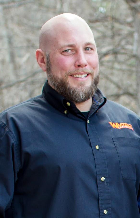 Headshot of Matthew Whitbeck, Secretary