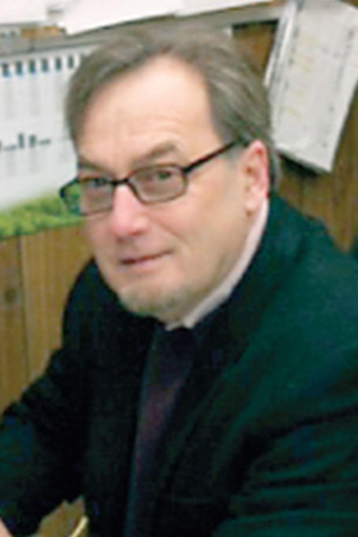 Headshot of Frank Scirocco