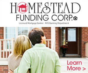 Logo for: Homestead Funding Corp